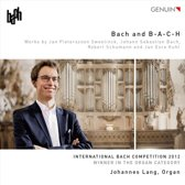 Bach And B-A-C-H