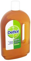 Dettol Reinigingslotion Antiseptic Disinfectant Liquid Lotion