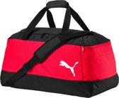 PUMA Pro Training II Medium Bag Sporttas Unisex - PUMA Red-PUMA Black