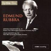Sinfonia Concertante Op. 38 - Violin Concerto Op.
