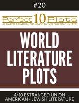 Perfect 10 World Literature Plots #20-4 ''ESTRANGED UNION – AMERICAN - JEWISH LITERATURE''