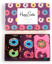 Happy Socks Special Donuts Giftbox - Maat 36-40