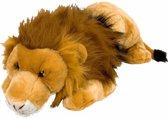 Pluche leeuw knuffel 76 cm