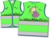 Rube & Rutje Veiligheidshesje Rutje 3-6 jaar groen