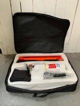 Veiligheids pakket - Autokoffer - 4 in 1 - incl brandblusser