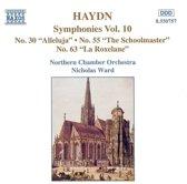 Haydn: Symphonies 30, 55 & 63