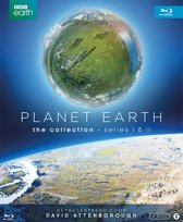 Planet Earth 1 & 2 : The Collection (Blu-ray)