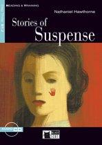 Reading & Training B1.2: Stories of Suspense book + audio-cd