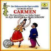 Carmen. Der Holzwurm der Oper erzählt. CD