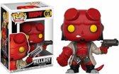 Funko / Comics #01 - Hellboy Pop!