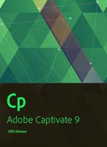 Adobe Captivate 9 Mac - Engels