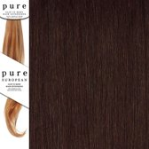 Pure Clip in Remy Hair Extentions 45 cm Colour 99J