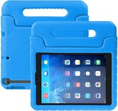 iPad 2/3/4 Kinderhoesje Kids Case Kids Proof Back Shock Cover - Blauw
