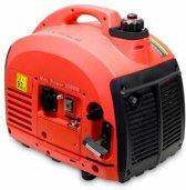 Widmann WM2500W: Benzine Aangedreven Draagbare Omvormer Generator