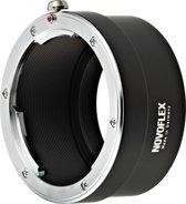 Novoflex adapter Leica R objectief aan Canon EF-M camera