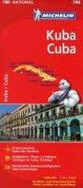 Michelin Nationalkarte Kuba