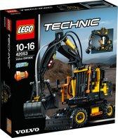 LEGO Technic Volvo EW160E - 42053