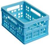 Really Useful Box plooibox 1,7 liter lichtblauw