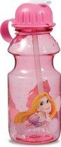 Disney Drinkfles Princess 400 Ml Roze
