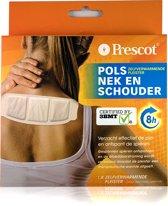 Zelfverwarmende pleister | voor nek, schouder en pols | verzacht pijn en ontspant de spieren