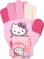 Hello Kitty kinder handschoenen, Roze.