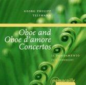 Oboe Con./Oboe D'Amore Concertos