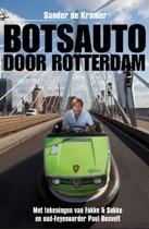Botsauto  door Rotterdam