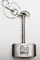 Gaming Toys   Keychains - Marvel - Keychain Thor Hammer X1