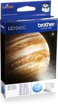 Brother LC-1240 - Inktcartridge / Cyaan