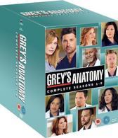 Grey'S Anatomy 1-9 (Import)