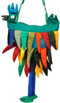 MoreThanHip Chicky - Kindertasje - Multicolour