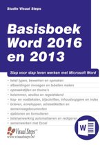 Basisboek Word 2016 en 2013