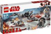 LEGO Star Wars Verdediging van Crait - 75202