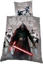Dekbedovertrek licentie Star Wars Darth Vader Mystique Maat: 1-Persoons 140x200 + 1 Sloop