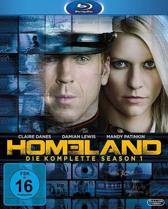 Homeland Staffel 1 (Blu-ray)