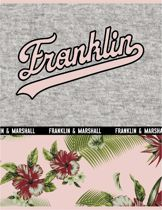 Schrift Franklin and Marshall Girls A4 gelijnd