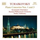 Tchaikovsky:Piano Conc.Nos.1&3