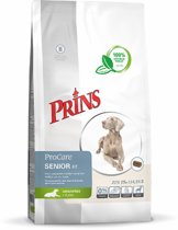 Prins Fit Senior Graanvrij - Hondenvoer - 12 kg