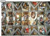 Trefl Puzzel 6000 Stuks - Plafond van de Sixtijnse kapel
