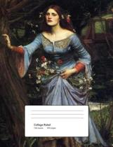 Ophelia Composition Book