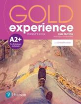 Gold Experience 2nd Edition A2+ Student's Book with Online Practice Pack