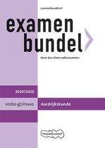 Boek cover Examenbundel vmbo-gt/mavo Aardrijkskunde 2019/2020 van A.H. Bonsink-Bos (Paperback)