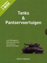 Tanks en pantservoertuigen