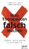Was Therapeuten falsch machen