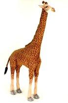 Grote Giraffe Knuffel, 200 cm, Hansa (3721)
