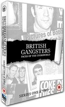 British Gangsters: Faces Of The Underworld - Series One & Two [DVD](Import zonder NL ondertiteling)