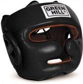 Green Hill Head Guard LUX Black-S