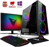 Vibox Gaming Desktop Sniper 10XW - Game PC