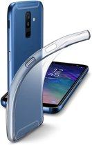 Cellularline FINECGALA6PL18T mobiele telefoon behuizingen 15,2 cm (6'') Hoes Transparant