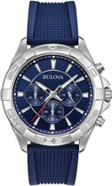 BULOVA - Horloge - Mannen - Blauw Ø 42 96A214